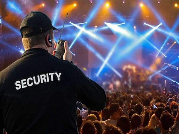 crowd control security guard brisbane sunshine coast